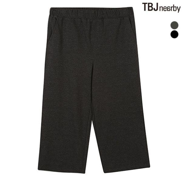 [TBJ]여성 와이드핏 다이마루 밴딩 팬츠(T154TP930P)