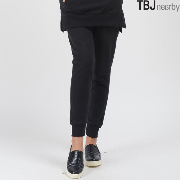 [TBJ]여성 쮸리 스키니핏 밑단 시보리 팬츠(T154TP920P)