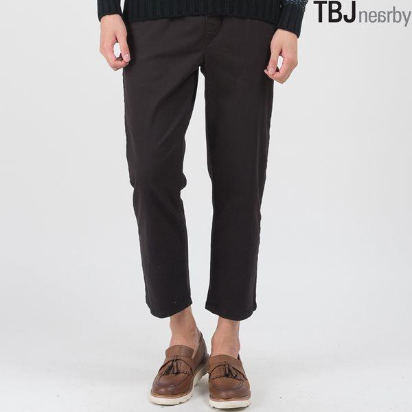 [TBJ]유니 세미와이드 밴딩 팬츠(T154PT272P)