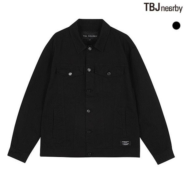 [TBJ]남성 제기장 면트윌 트러커 자켓(T183JP210P)