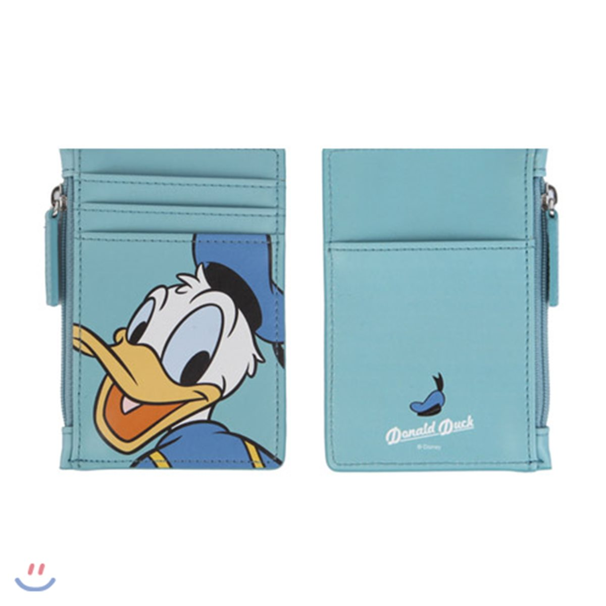 [예스베리굿즈][YES24 X 디즈니]도널드 멀티 카드지갑