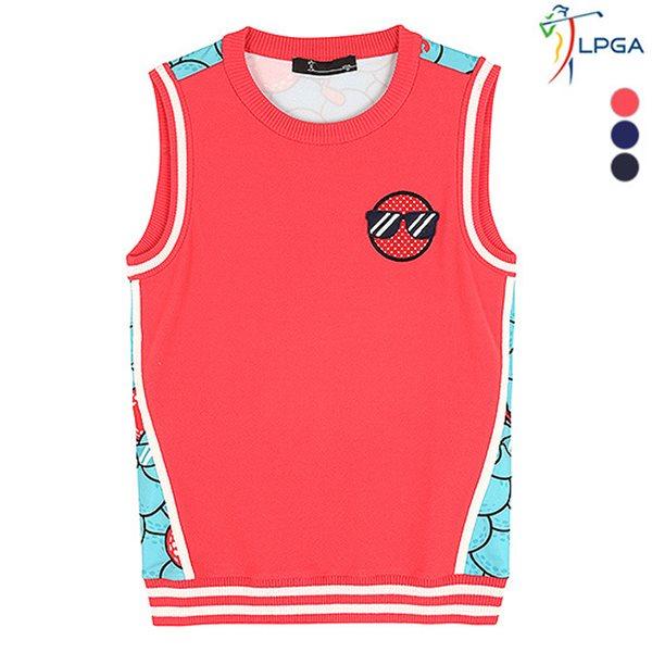 [LPGA]여성 등판 골프공 아트웍 베스트(L163KV561P)
