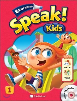 Everyone Speak! Kids 1