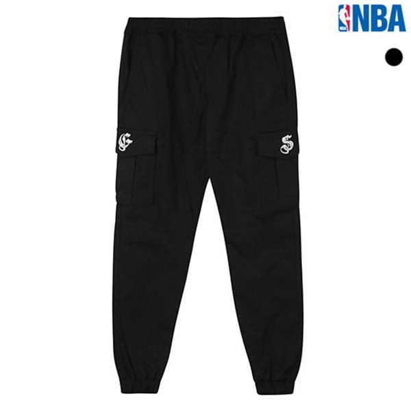 [NBA]GSW WARRIORS 우븐카고면바지(N184PT104P)