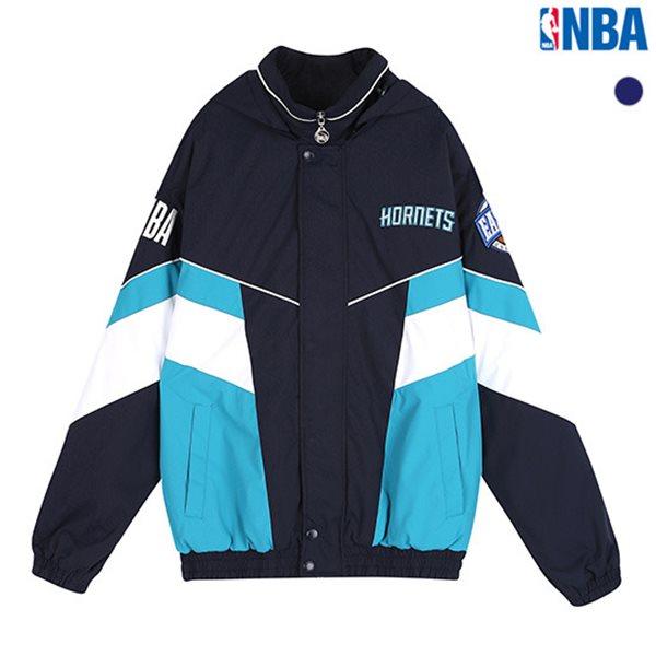 [NBA]CHA HORNETS 블럭변형 후드 패딩 점퍼(N183JP102P)