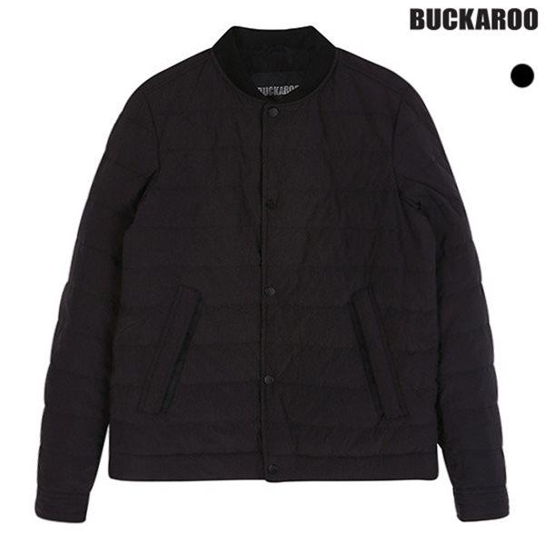 [BUCKAROO][정상기획] 유니 N40D 퀼팅 구스 다운 자켓(B184DW120P)