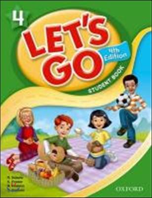 [4판] Let's Go 4 : Student Book