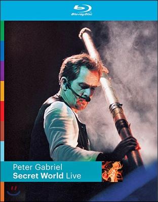 Peter Gabriel - Secret World Live (피터 가브리엘 라이브)