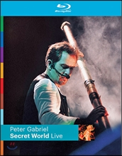 Peter Gabriel - Secret World Live (피터 가브리엘 라이브)