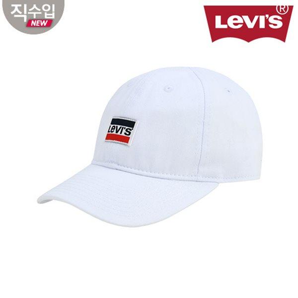 [리바이스키즈] 로고 패치캡L VNF12QCA80 (키즈)