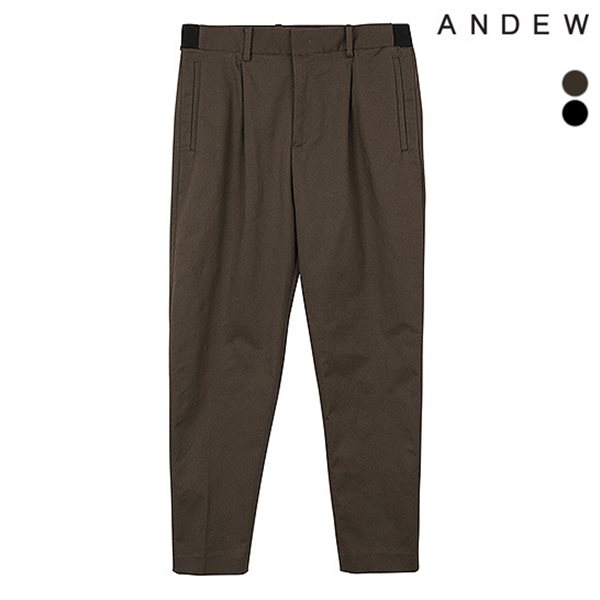 [ANDEW]남성 캐롯 면스판 사이드밴딩 바지 (O185PT220P)