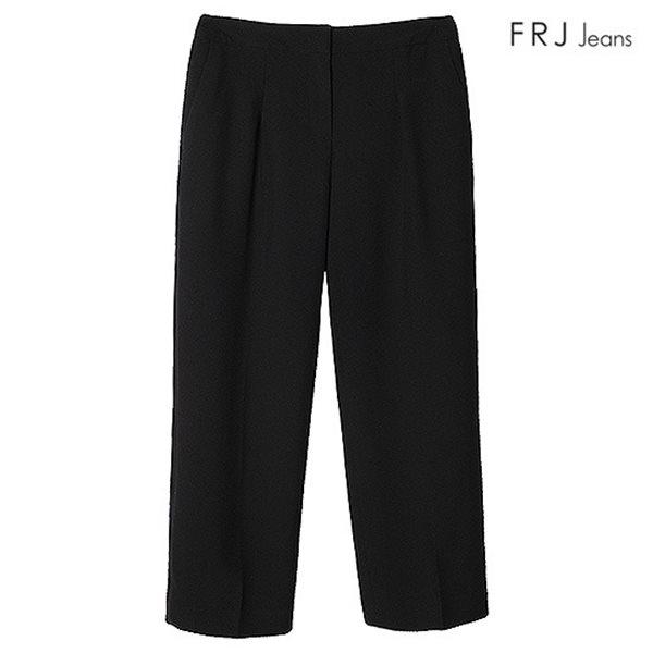 [FRJ]여성 와이드 팬츠 BK (F63F-CP527A)