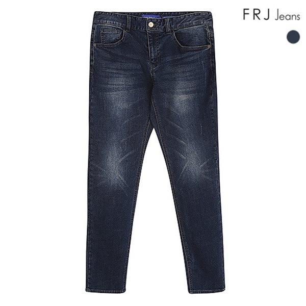 [FRJ]남성 D톤 워싱 기모뉴테이퍼드 (F88M-DP991A)