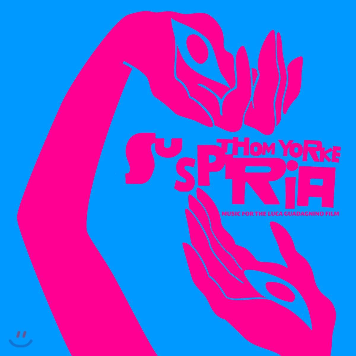 서스페리아 영화음악 (Suspiria OST by Thom Yorke) [2CD]