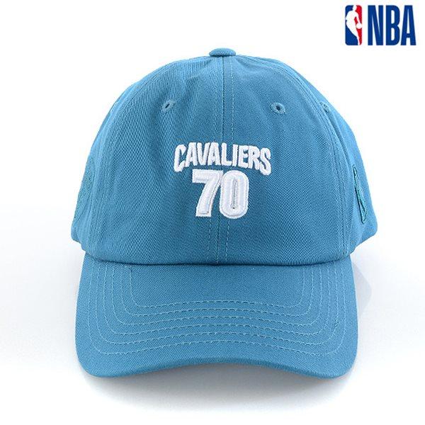 [NBA]CLE CAVALIERS 기본자수 SOFT CURVED CAP(N185AP331P)