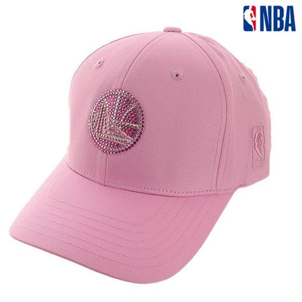 [NBA]GSW WARRIORS SWAROVSKI HARD CURVED CAP(N185AP022P)