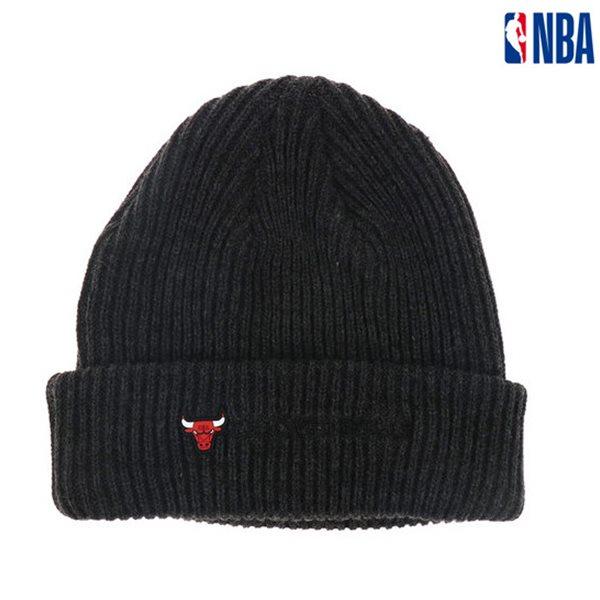[NBA]CHI BULLS 팀로고자수 BEANIE(N185AP991P)