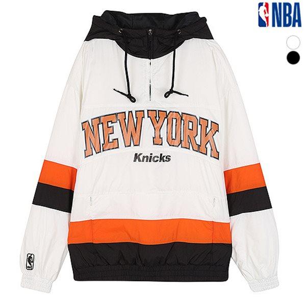 [NBA]NYK KNICKS 칼라 블러킹 아노락(N184JP355P)