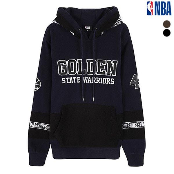 [NBA]GSW WARRIORS 테잎포인트 후드풀오버(N184TH311P)