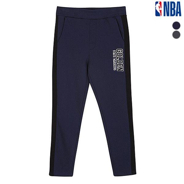 [NBA]GSW 기모쭈리 와끼배색 트레이닝팬츠(N184TP311P)