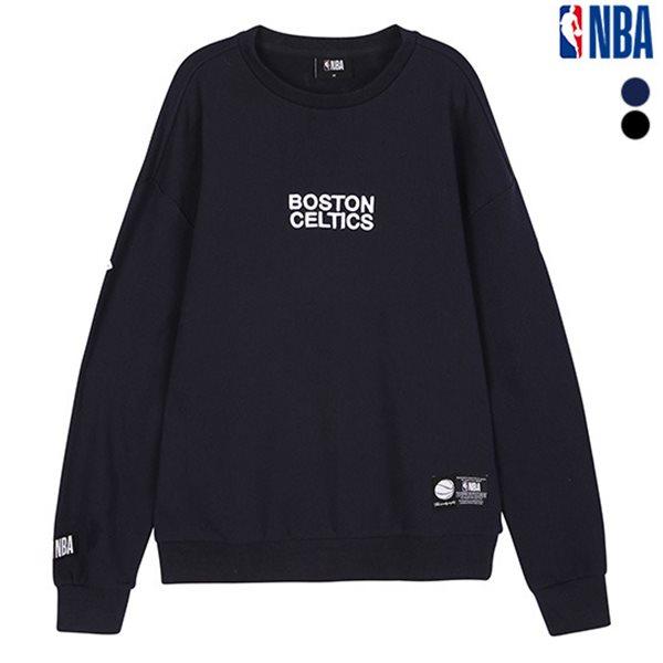 [NBA]BOS CELTICS 뒷판 전사프린트 맨투맨 티셔츠(N183TS350P)