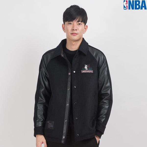 [NBA]MIN TIMBERWOVELS 방모 라글란 셔켓 (N164JP292P)