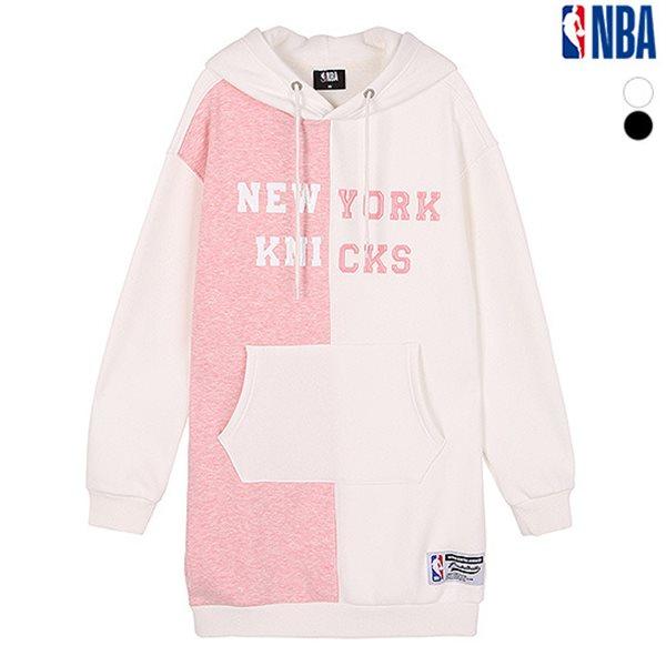 [NBA]NYK KNICKS 고주파 아수라 후드 원피스(N184TO701P)