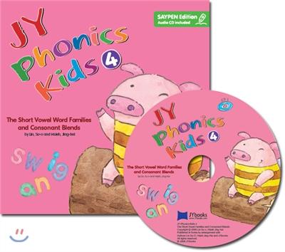 JY Phonics Kids 4 : Student Book