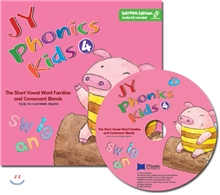 JY Phonics Kids 4 : Student Book