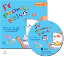 JY Phonics Kids 5 : Student Book