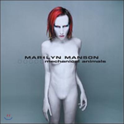 Marilyn Manson (마릴린 맨슨) - Mechanical Animals [60th Vinyl Anniversary Back To Black LP]