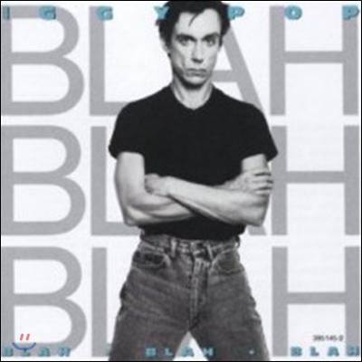 Iggy Pop (이기 팝) - Blah-Blah-Blah [60th Vinyl Anniversary Back To Black LP]