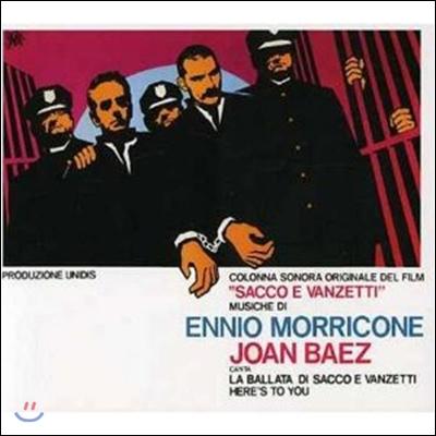 Morricone Ennio - Sacco E Vanzetti