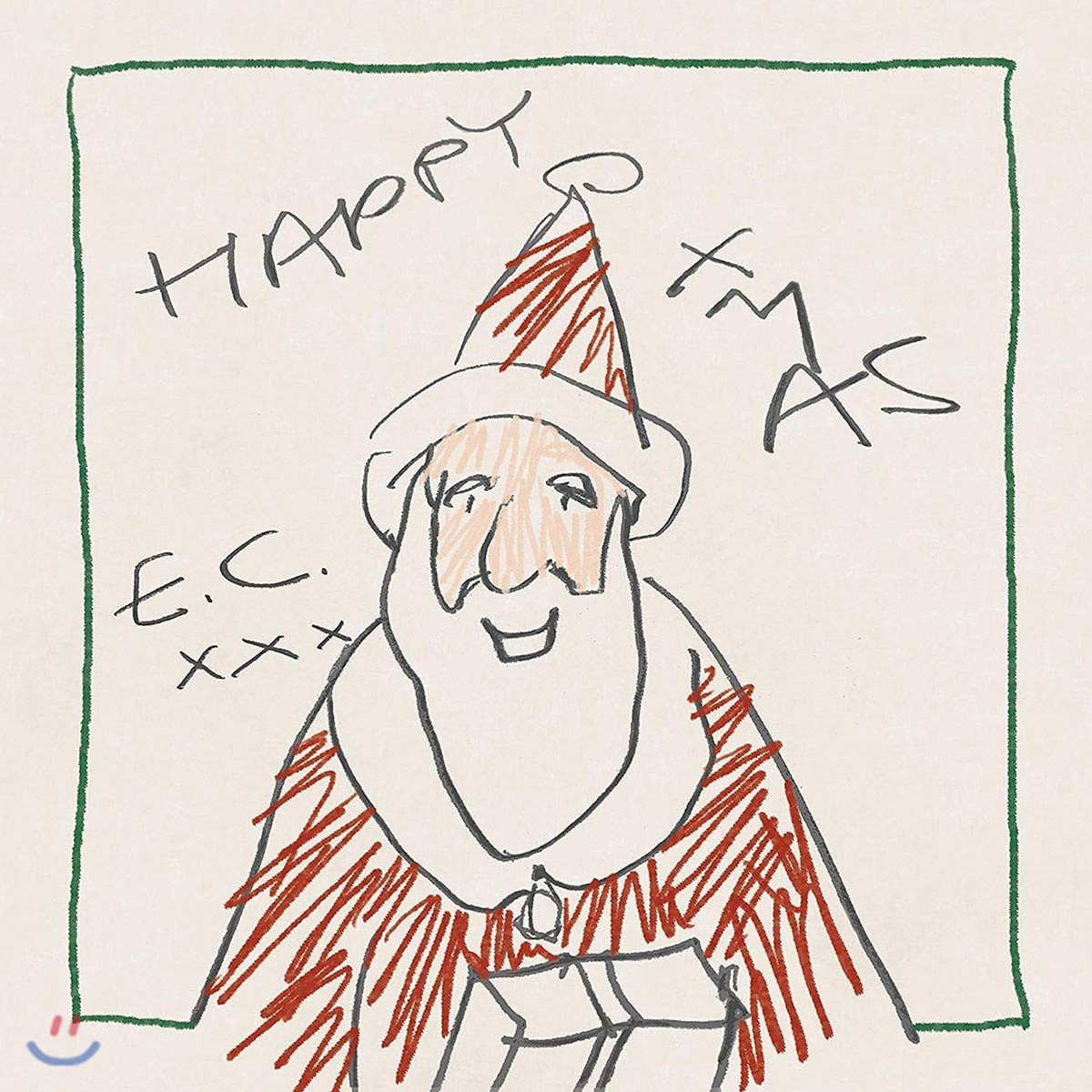Eric Clapton - Happy Xmas 에릭 클랩튼 크리스마스 앨범