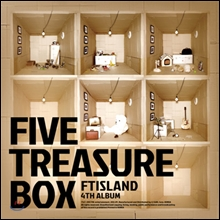 ����Ƽ���Ϸ��� (FTISLAND) 4�� - Five Treasure Box