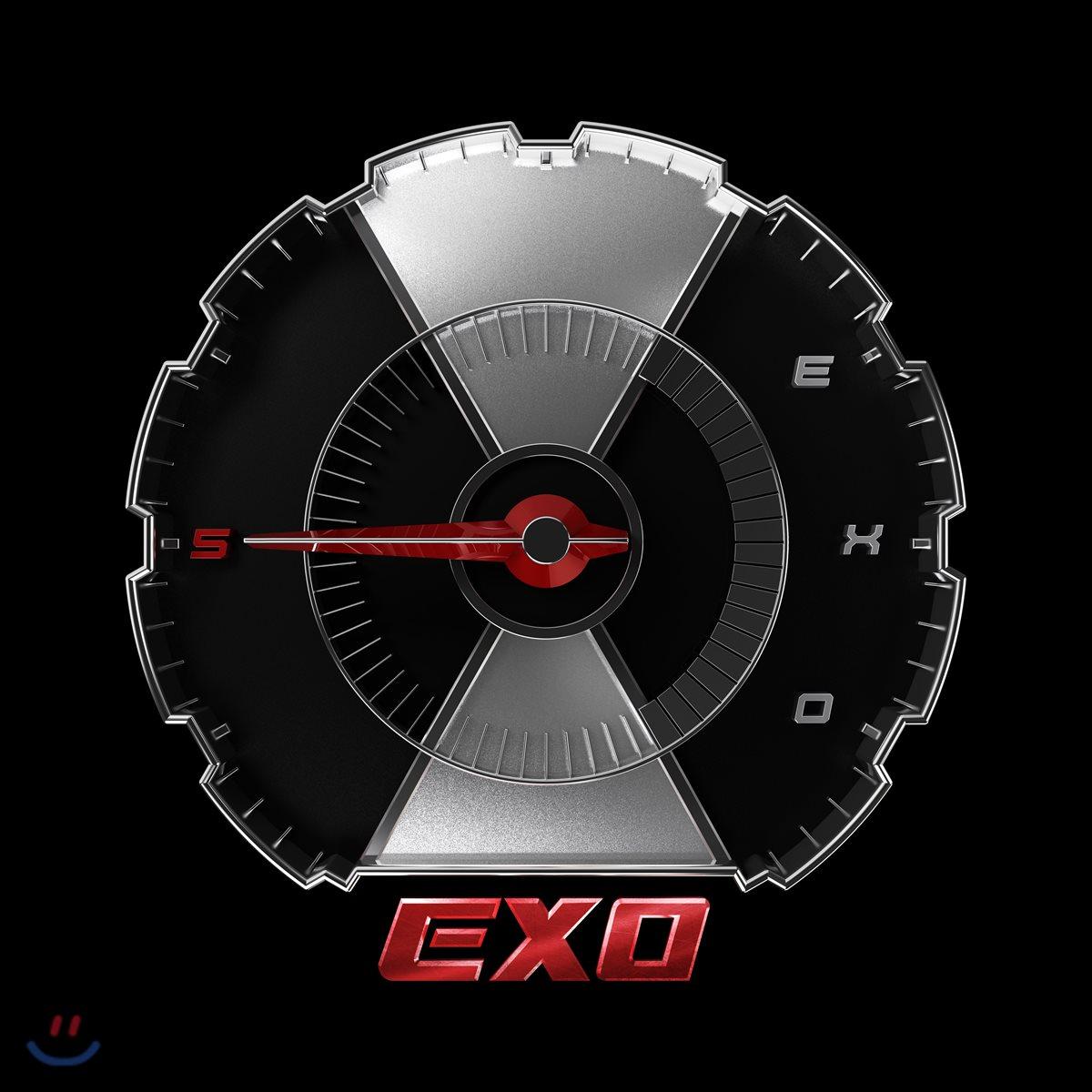 엑소 (EXO) 5집 - Don't Mess Up My Tempo [커버 3종 중 1종 랜덤발송]