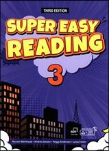 Super Easy Reading 3 (Student Book+MP3), 3/E