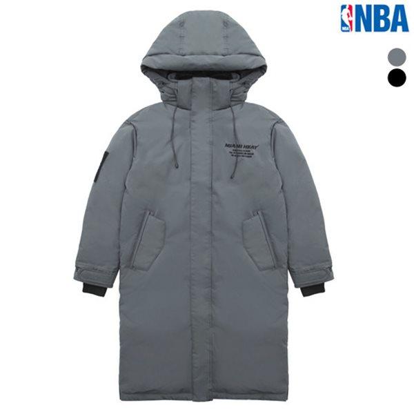 [NBA]MIA HEAT 롱다운점퍼(N184DW122P)