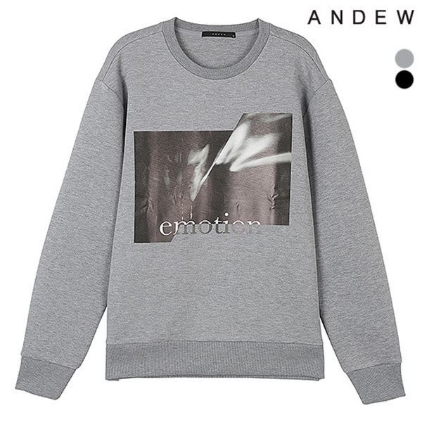 [ANDEW]남성 네오테리 아트웍맨투맨TS(O184TS200P)
