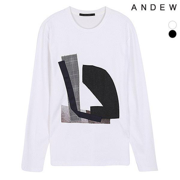 [ANDEW]남성 TC전판아트웍쭉티(O184TS104P)