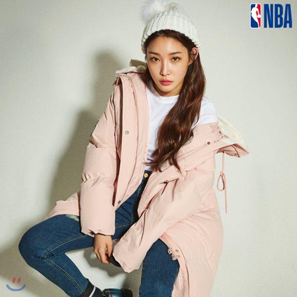 [NBA]GSW WARRIORS 퍼 롱다운 점퍼(N184DW720P)