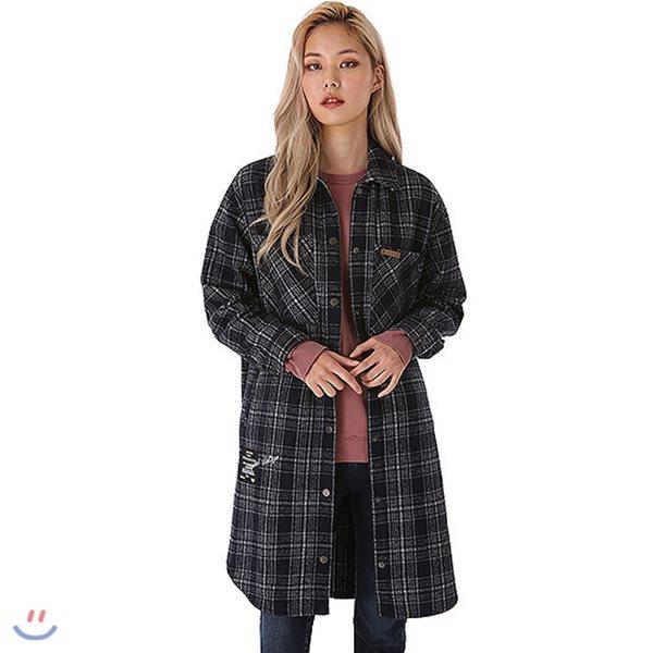 [BUCKAROO]여성 체크 셔켓(B184SH600P)