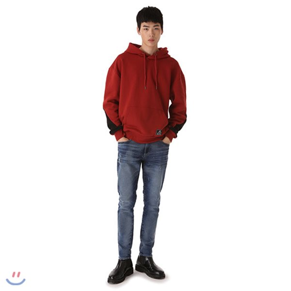 [TBJ]유니 테이퍼드 M 인디고 데님 -2(T185DP241M)