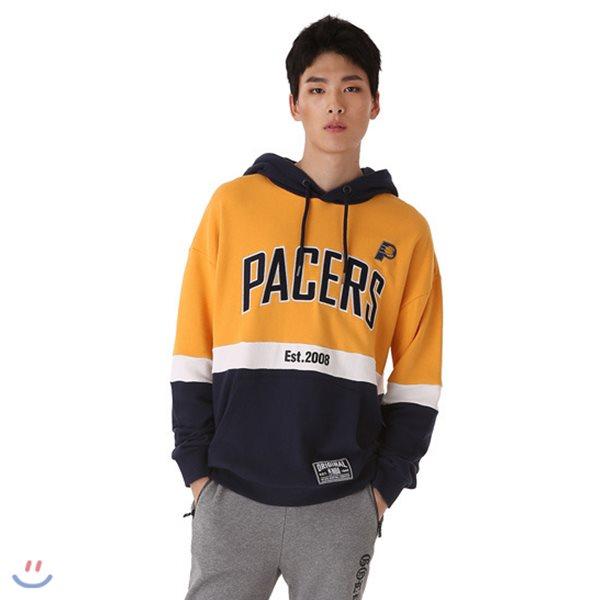 [NBA]CHI BULLS 가슴 3도자수 블록 후드티셔츠(N183TH020P)
