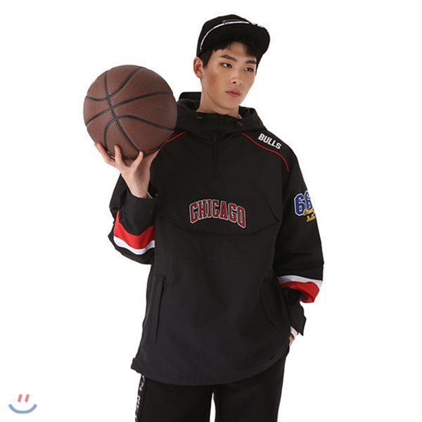 [NBA]CHI BULLS 레이싱스타일 아노락(N183JP154P)