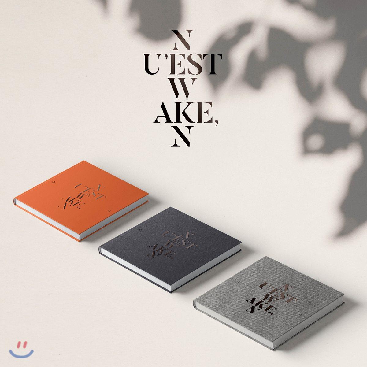 뉴이스트 W (NU`EST W) - [WAKE,N] [Ver.1+2+3 /SET]