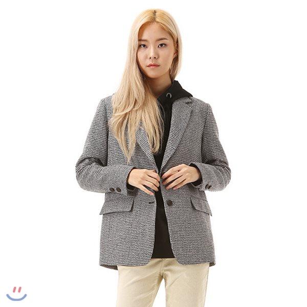 [ANDEW]여성 TR패턴자켓(O184JK510P)