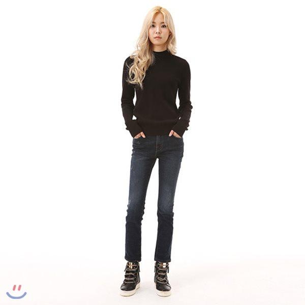 [BUCKAROO]여성 슬림 스트레이트 D톤(B184DP622M)