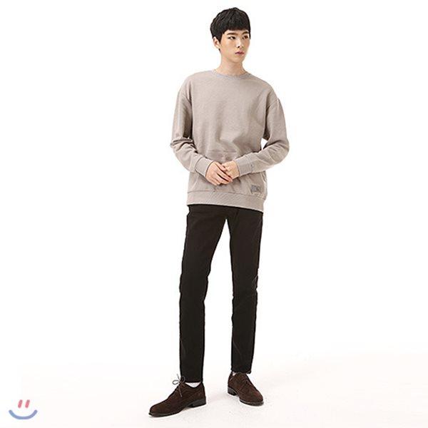 [BUCKAROO]남성 UP3 BK 기본 기모(B184DP193M)