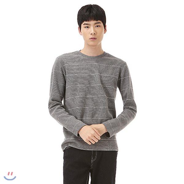 [TBJ]유니 와플조직 티셔츠(T184TS020P)